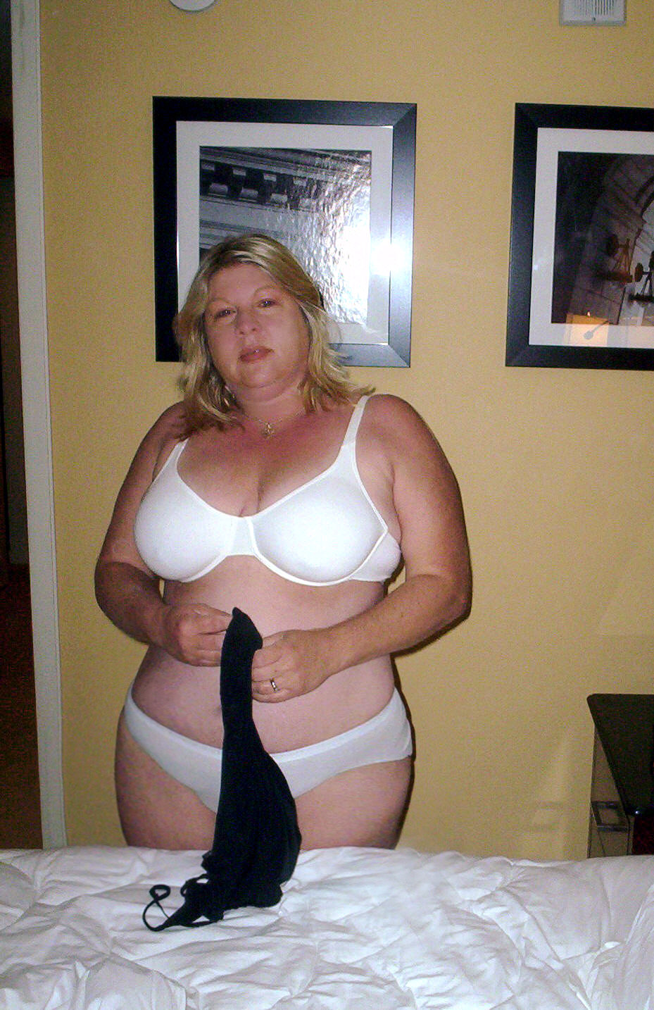 And chubby panties bra