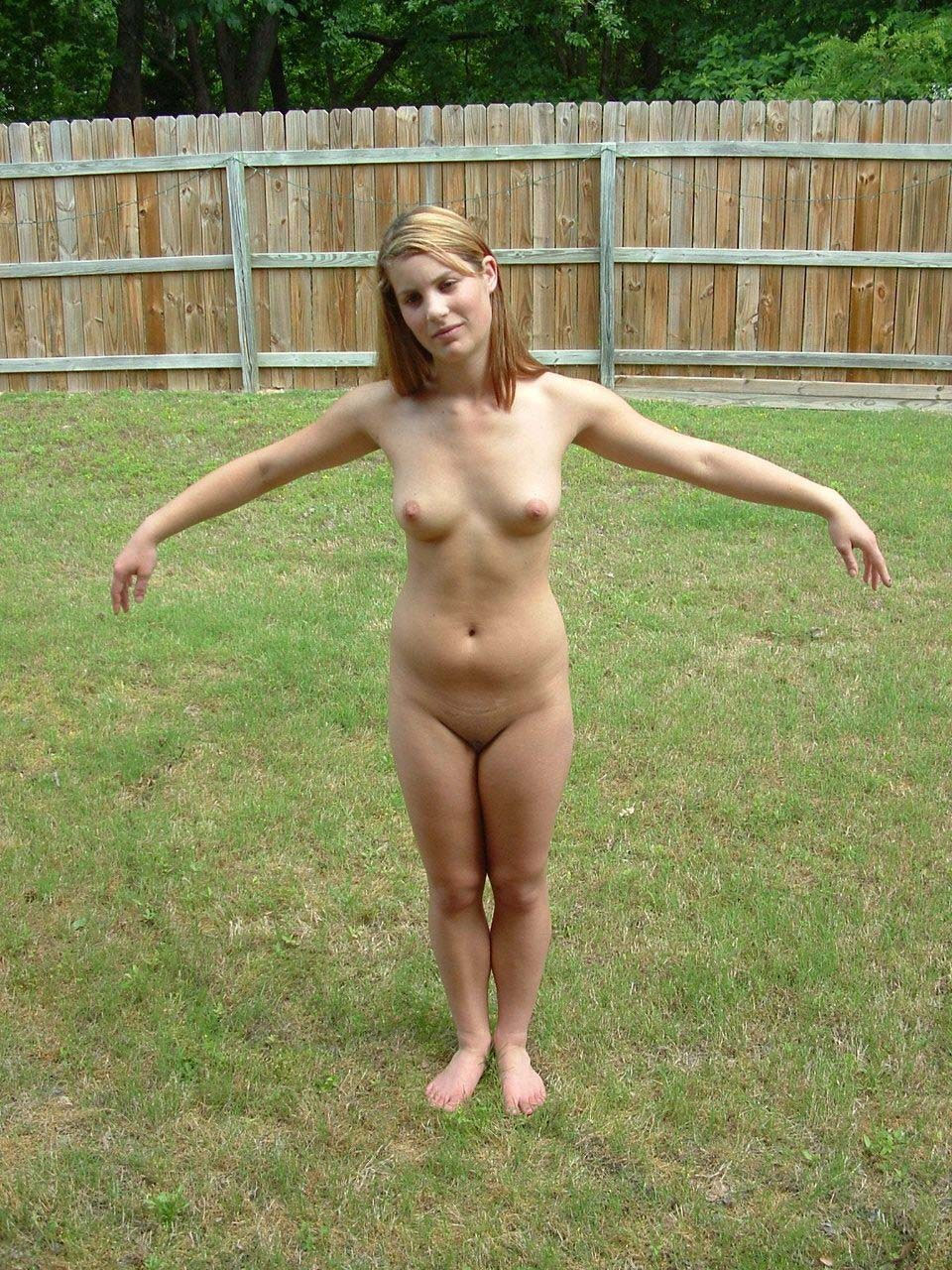 Nudists busty saggy free